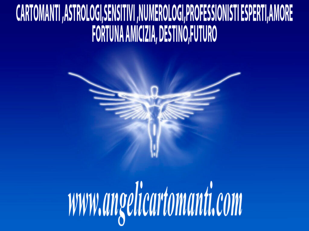angeli cartomanti